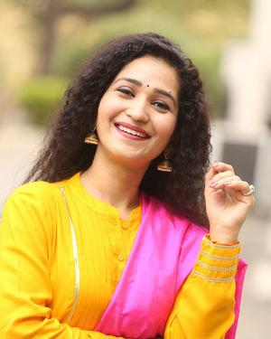 Garima Singh - Oka Chinna Viramam Movie Press Meet Photos | Picture 1718549