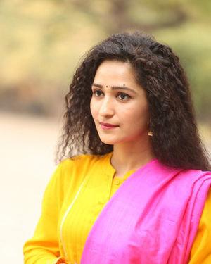 Garima Singh - Oka Chinna Viramam Movie Press Meet Photos | Picture 1718545