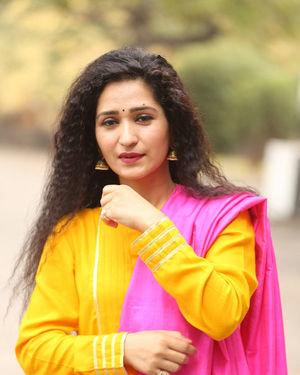 Garima Singh - Oka Chinna Viramam Movie Press Meet Photos | Picture 1718546