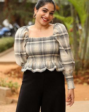 Punarnavi Bhupalam - Oka Chinna Viramam Movie Press Meet Photos | Picture 1718612
