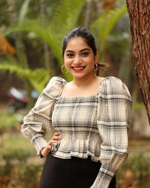 Punarnavi Bhupalam - Oka Chinna Viramam Movie Press Meet Photos | Picture 1718598