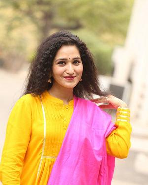 Garima Singh - Oka Chinna Viramam Movie Press Meet Photos | Picture 1718551