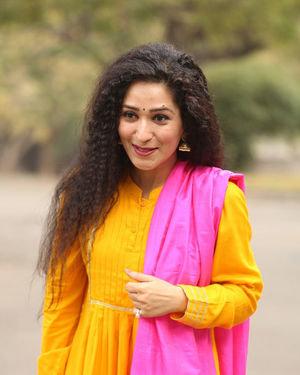 Garima Singh - Oka Chinna Viramam Movie Press Meet Photos | Picture 1718538