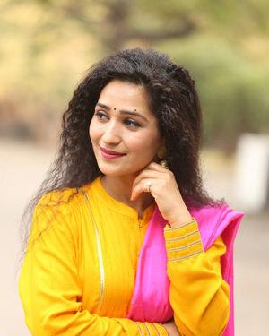 Garima Singh - Oka Chinna Viramam Movie Press Meet Photos | Picture 1718547