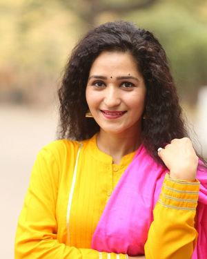 Garima Singh - Oka Chinna Viramam Movie Press Meet Photos | Picture 1718621