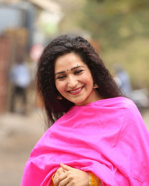 Garima Singh - Oka Chinna Viramam Movie Press Meet Photos | Picture 1718529