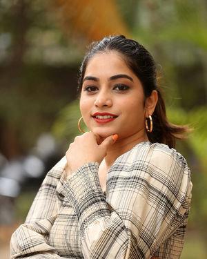 Punarnavi Bhupalam - Oka Chinna Viramam Movie Press Meet Photos | Picture 1718616