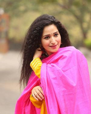 Garima Singh - Oka Chinna Viramam Movie Press Meet Photos | Picture 1718532