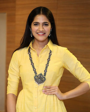 Simran Chowdary - Stalin Andarivaadu Movie Pre-release Event Photos | Picture 1718688