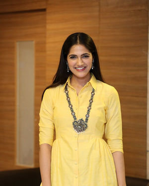 Simran Chowdary - Stalin Andarivaadu Movie Pre-release Event Photos | Picture 1718690