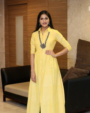 Simran Chowdary - Stalin Andarivaadu Movie Pre-release Event Photos | Picture 1718686