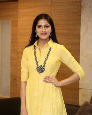Simran Chowdary - Stalin Andarivaadu Movie Pre-release Event Photos | Picture 1718687