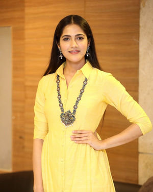 Simran Chowdary - Stalin Andarivaadu Movie Pre-release Event Photos | Picture 1718678