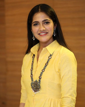Simran Chowdary - Stalin Andarivaadu Movie Pre-release Event Photos | Picture 1718685