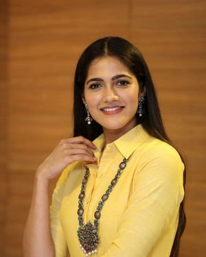 Simran Chowdary - Stalin Andarivaadu Movie Pre-release Event Photos | Picture 1718692