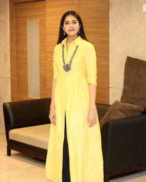 Simran Chowdary - Stalin Andarivaadu Movie Pre-release Event Photos | Picture 1718677
