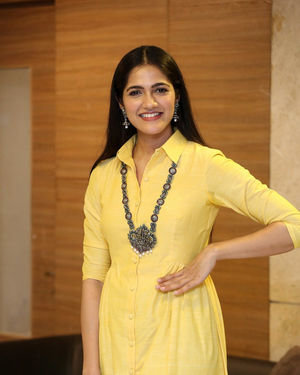 Simran Chowdary - Stalin Andarivaadu Movie Pre-release Event Photos | Picture 1718693
