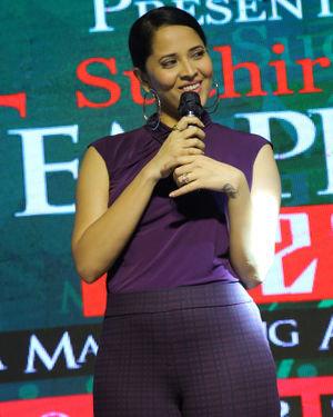 Anasuya Bharadwaj - Suchir India TemPest 2020 Mega Mega Marketing Awards Nite Photos | Picture 1718763