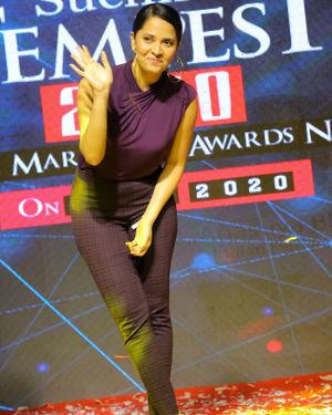 Anasuya Bharadwaj - Suchir India TemPest 2020 Mega Mega Marketing Awards Nite Photos | Picture 1718756