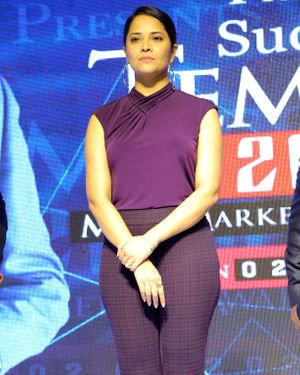 Anasuya Bharadwaj - Suchir India TemPest 2020 Mega Mega Marketing Awards Nite Photos | Picture 1718758