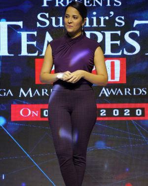 Anasuya Bharadwaj - Suchir India TemPest 2020 Mega Mega Marketing Awards Nite Photos | Picture 1718757