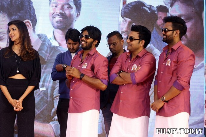 3 Monkeys Movie Pre Release Event Photos | Picture 1719170