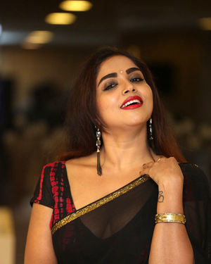 Karunya Chowdary - 3 Monkeys Movie Pre Release Event Photos | Picture 1719089
