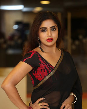 Karunya Chowdary - 3 Monkeys Movie Pre Release Event Photos | Picture 1719079