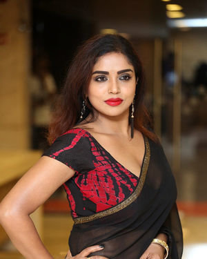 Karunya Chowdary - 3 Monkeys Movie Pre Release Event Photos | Picture 1719074
