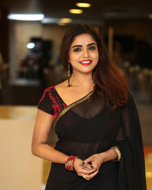 Karunya Chowdary - 3 Monkeys Movie Pre Release Event Photos | Picture 1719077