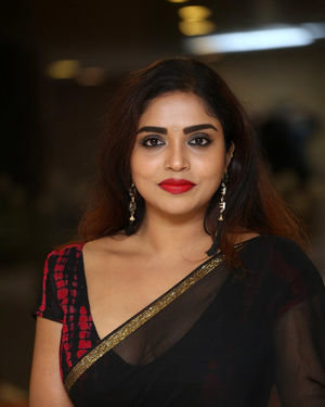 Karunya Chowdary - 3 Monkeys Movie Pre Release Event Photos | Picture 1719184