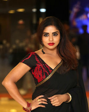 Karunya Chowdary - 3 Monkeys Movie Pre Release Event Photos | Picture 1719076