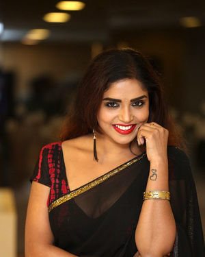 Karunya Chowdary - 3 Monkeys Movie Pre Release Event Photos | Picture 1719087