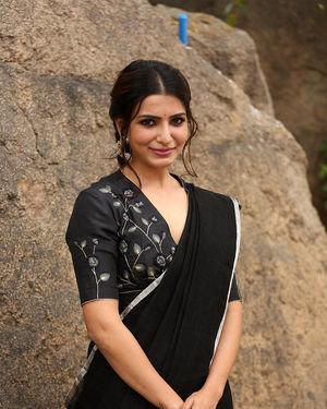 Samantha Akkineni At Jaanu Interview Photos | Picture 1719213