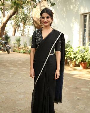 Samantha Akkineni At Jaanu Interview Photos | Picture 1719201