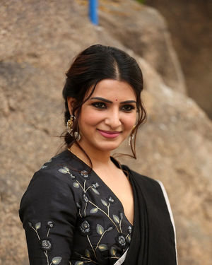 Samantha Akkineni At Jaanu Interview Photos | Picture 1719209