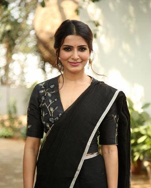 Samantha Akkineni At Jaanu Interview Photos | Picture 1719200