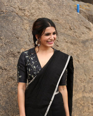 Samantha Akkineni At Jaanu Interview Photos | Picture 1719206