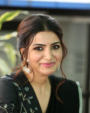 Samantha Akkineni At Jaanu Interview Photos | Picture 1719222
