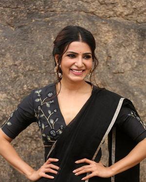 Samantha Akkineni At Jaanu Interview Photos | Picture 1719217