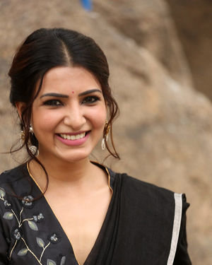 Samantha Akkineni At Jaanu Interview Photos | Picture 1719207