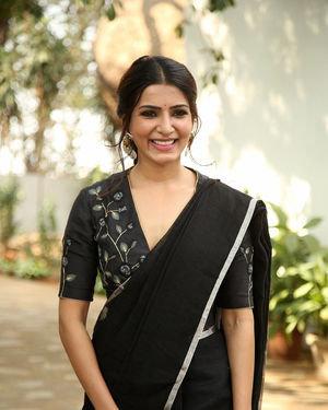 Samantha Akkineni At Jaanu Interview Photos | Picture 1719204