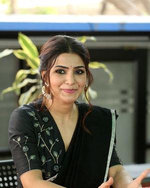 Samantha Akkineni At Jaanu Interview Photos | Picture 1719218