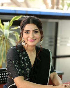 Samantha Akkineni At Jaanu Interview Photos | Picture 1719220