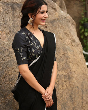Samantha Akkineni At Jaanu Interview Photos | Picture 1719212