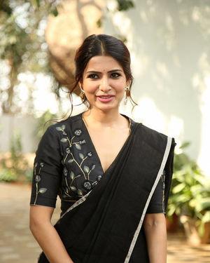 Samantha Akkineni At Jaanu Interview Photos | Picture 1719205