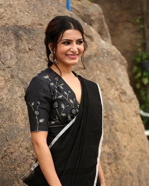 Samantha Akkineni At Jaanu Interview Photos | Picture 1719210
