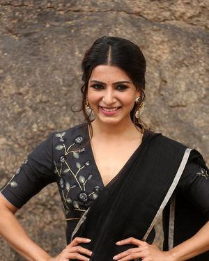 Samantha Akkineni At Jaanu Interview Photos | Picture 1719216