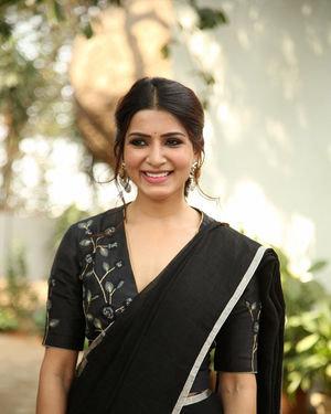 Samantha Akkineni At Jaanu Interview Photos | Picture 1719203