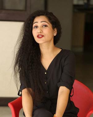Garima Singh At Oka Chinna Viramam Movie Interview Photos | Picture 1719267